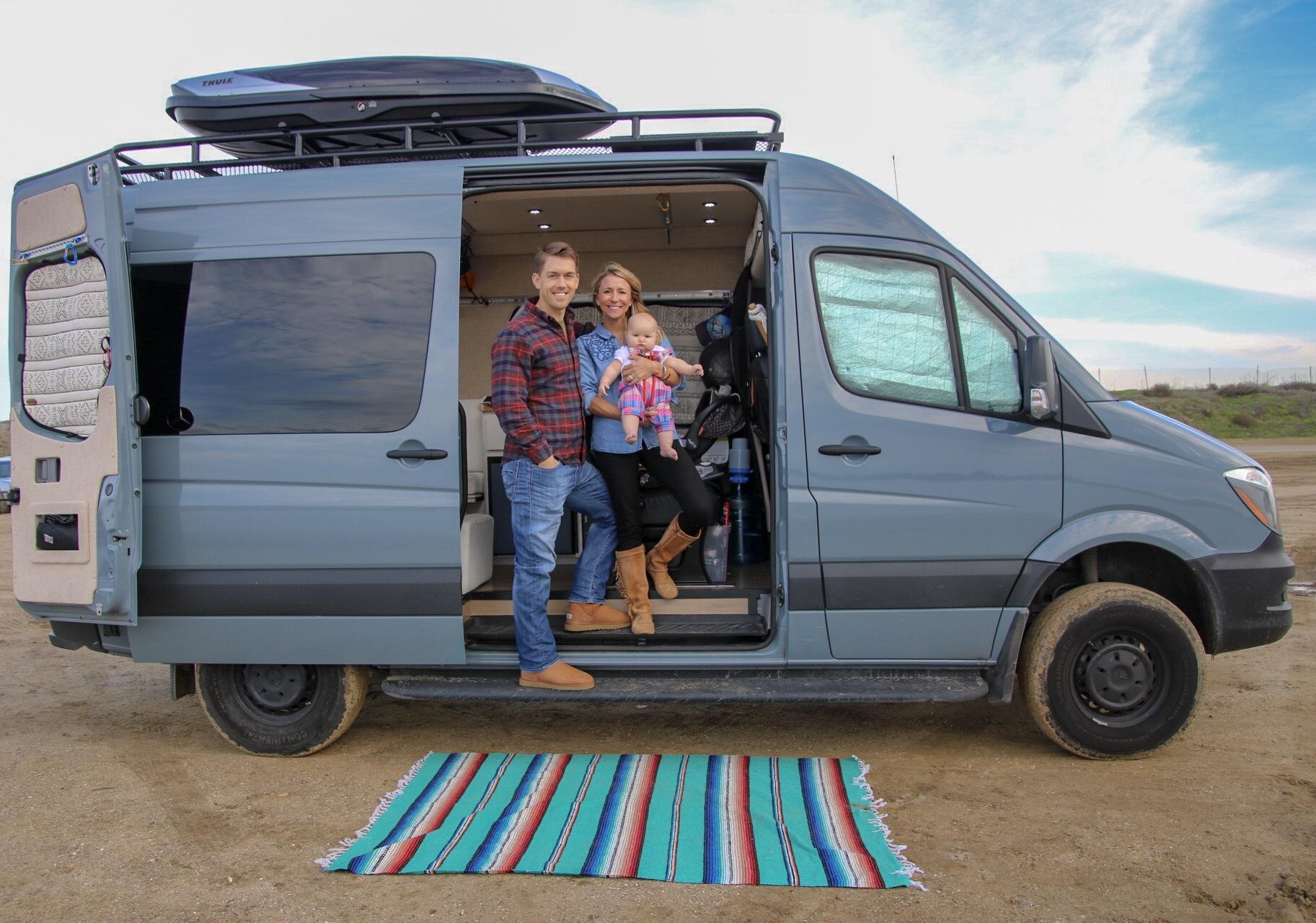 10 Tips To Make Your Van Build Kid Friendly So We Went